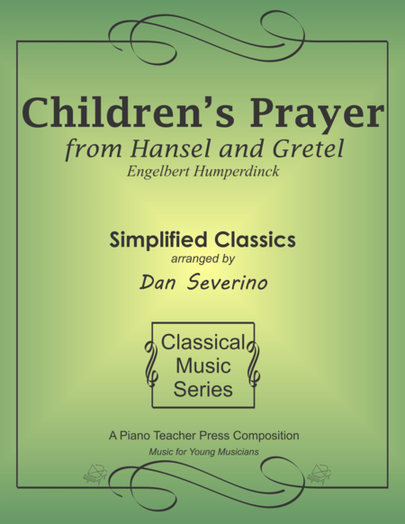 Children's Prayer from Hansel and Gretel