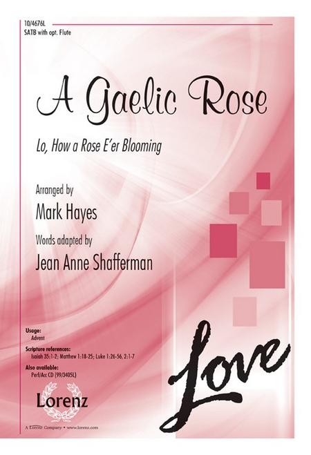 A Gaelic Rose