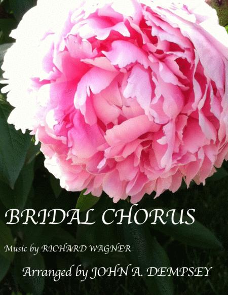 Bridal Chorus (Wedding March Piano Solo)