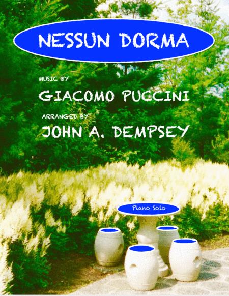 Nessun Dorma (Piano Aria)