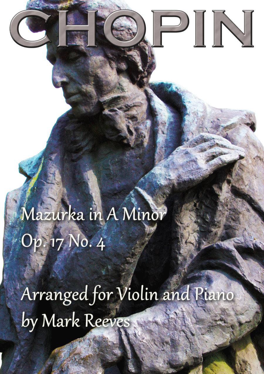 Mazurka in A Minor