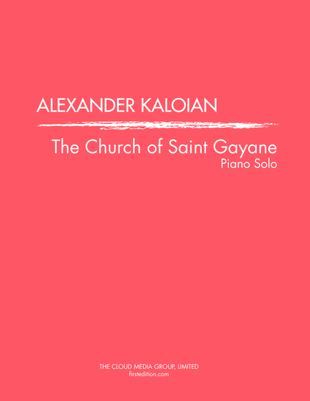 The Church of Saint Gayane (2014)