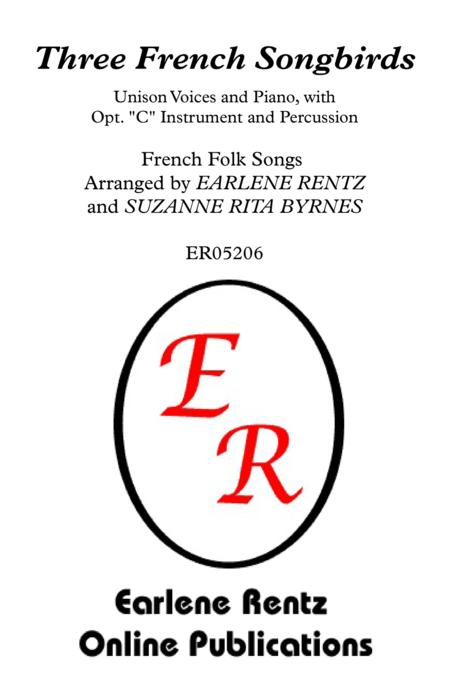 Three French Songbirds - Unison Voicing