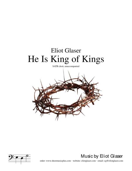 He Is King of Kings