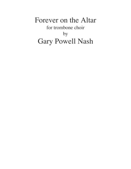 Forever on the Altar