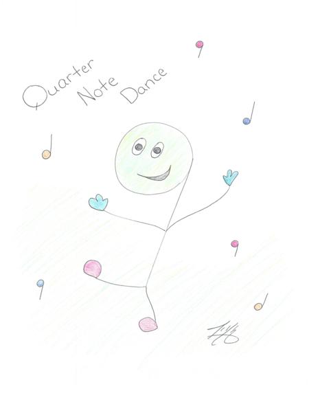 Quarter Note Dance