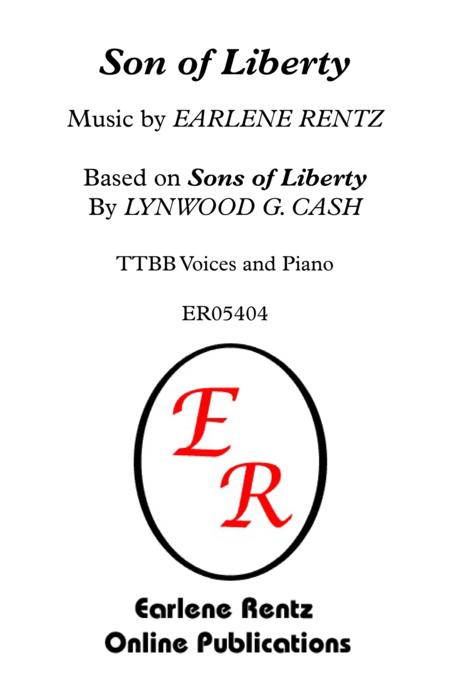 Son of Liberty - TTBB