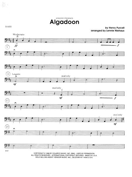 Algadoon - Bass