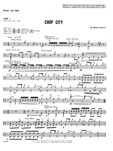 Chop City