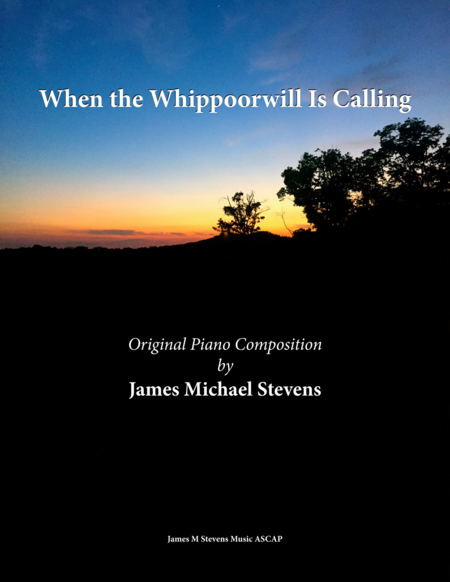 When the Whippoorwill Is Calling