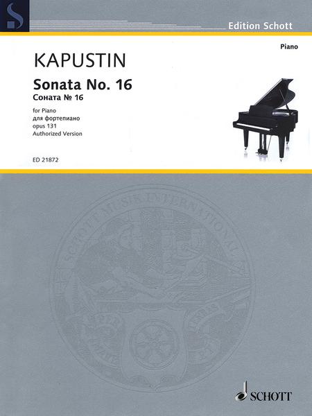 Sonata No. 16, Op. 131