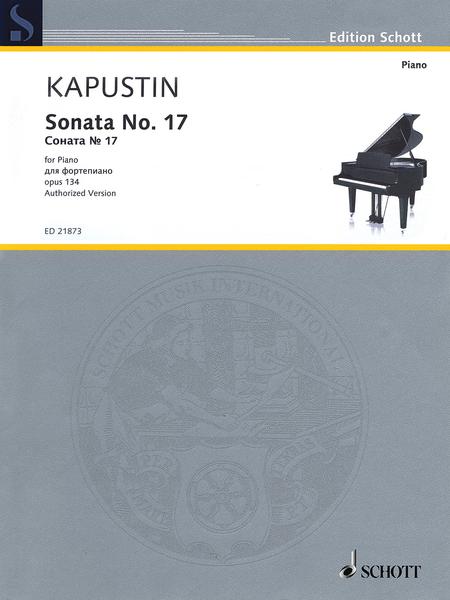 Sonata No. 17, Op. 134
