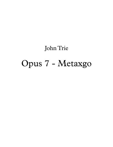 Opus 7 - Metaxgo