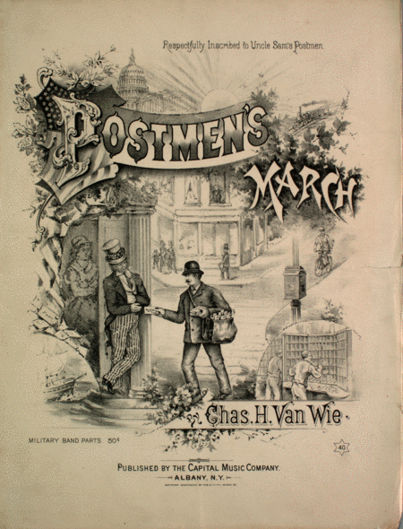 Postmen's March