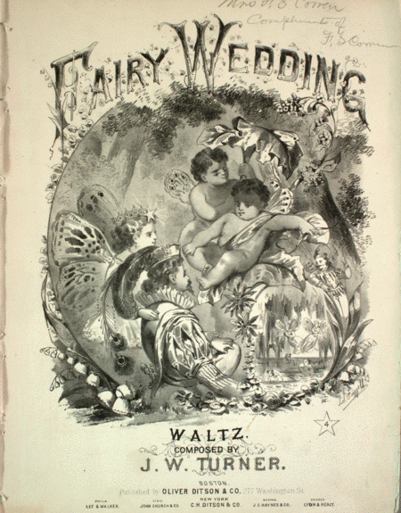Fairy Wedding Waltz