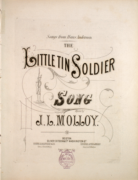 The Little Tin Soldier. Song