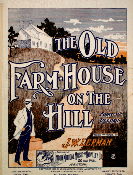 Download the old farm house on the hill song and refrain for Classic house music downloads