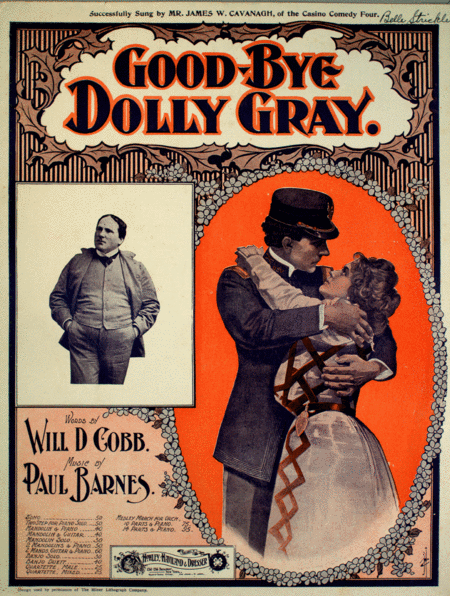 Good-Bye Dolly Gray