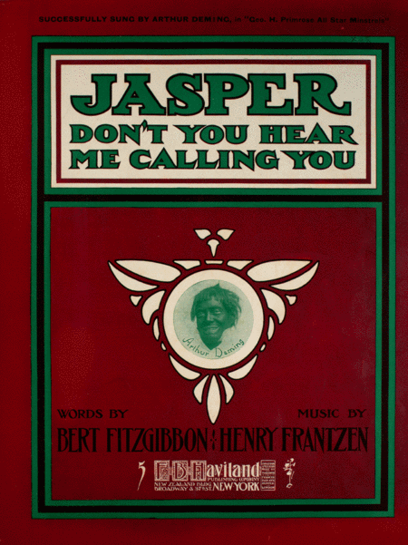Jasper Don't You Hear Me Calling You