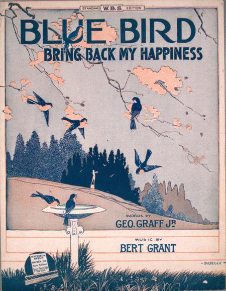 Blue Bird (Bring Back My Happiness)