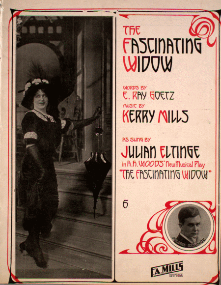 The Fascinating Widow