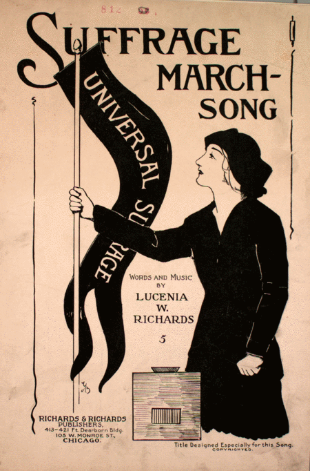 Suffrage March-Song