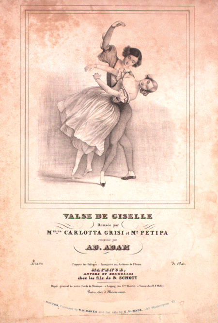 Valse De Giselle
