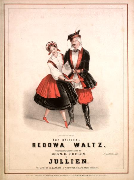The Original Redowa Waltz