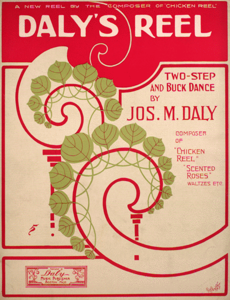 Daly's Reel. Two-Step and Buck Dance