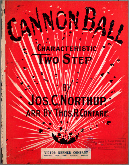 Cannon Ball. Characteristic Two Step