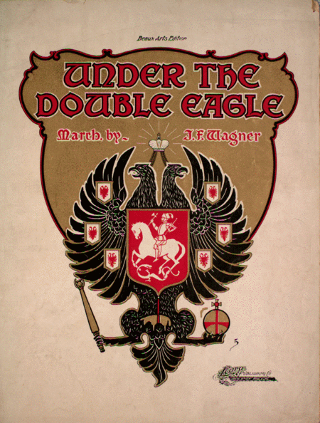 Under the Double Eagle. March