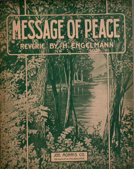 Message of Peace. Reverie