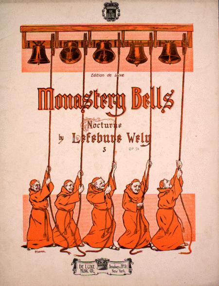 Monastery Bells. Nocturne