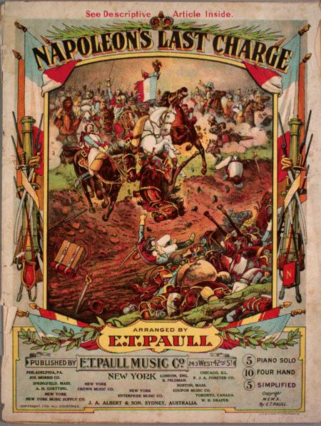 Napoleon's Last Charge