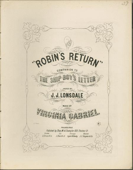 Robin's Return