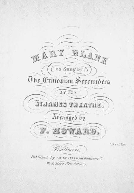 Mary Blane