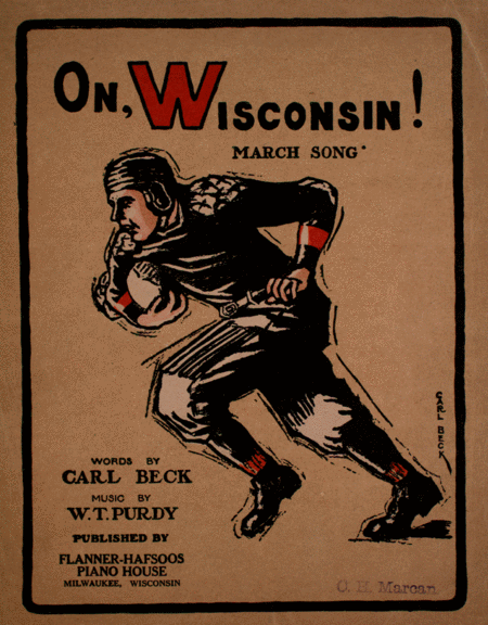 On, Wisconsin! March Song