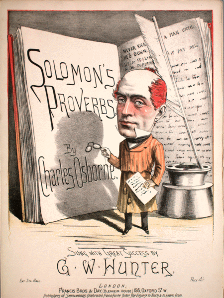 Solomon's Proverbs