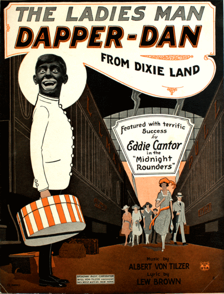 Dapper Dan The Ladies Man From Dixie Land