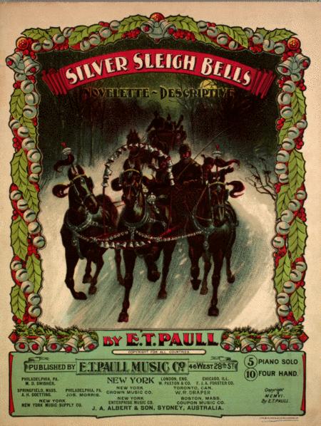 Silver Sleigh Bells. Novelette-Descriptive