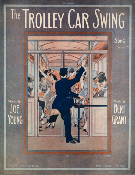 The Trolley Car Swing. Song
