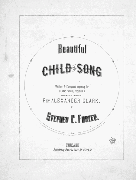 Beautiful Child of Song