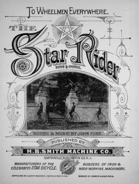 The Star Rider. Song & Chorus