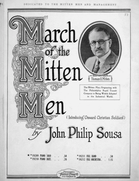 March of the Mitten Men (Introducing