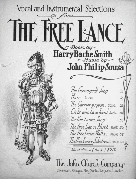 Vocal and Instrumental Selections from The Free Lance