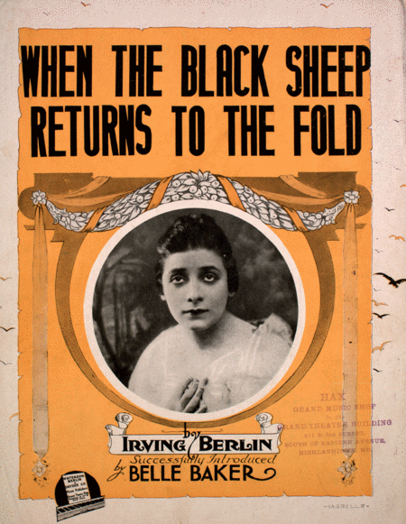 When the Black Sheep Returns to the Fold
