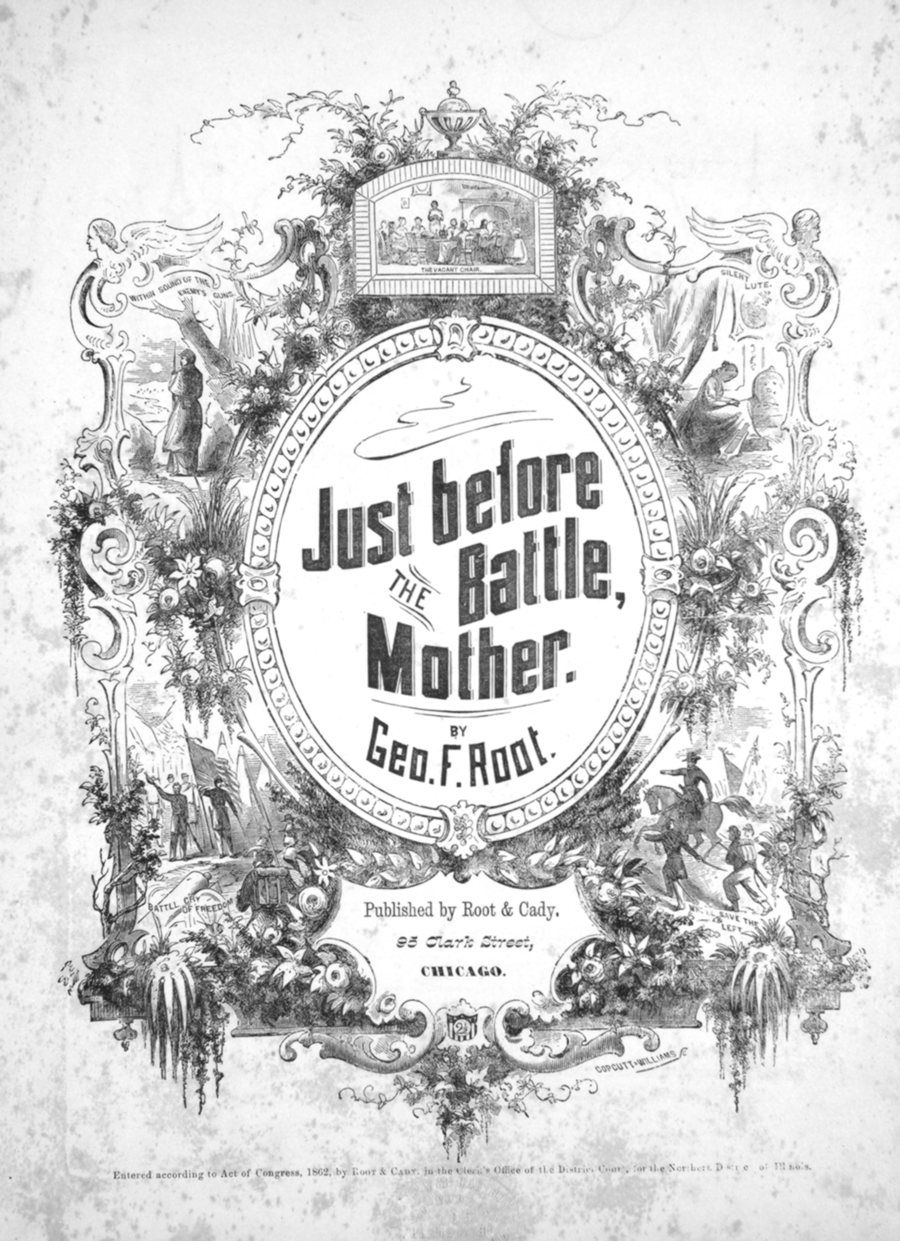 Just Before the Battle, Mother. Song & Chorus