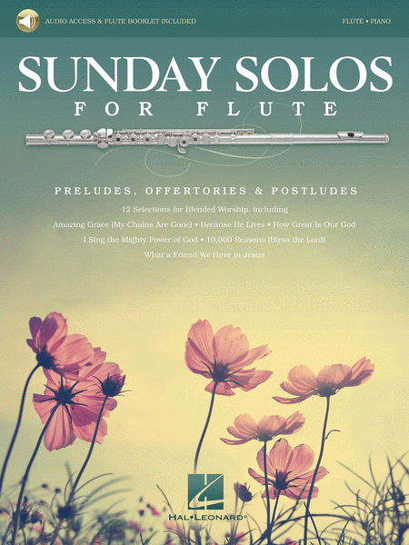 Sunday Solos for Flute