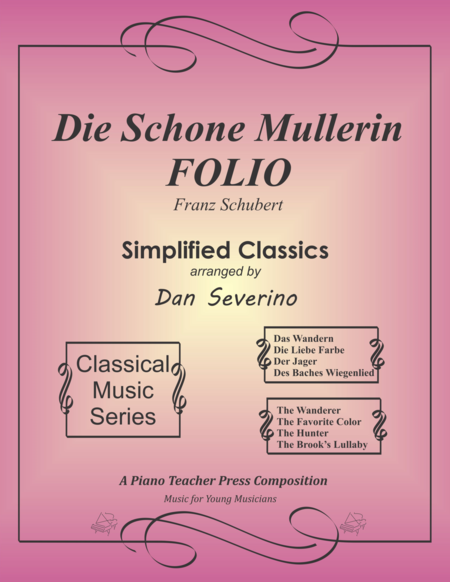 excerpts from Schubert's Die Schone Mullerin