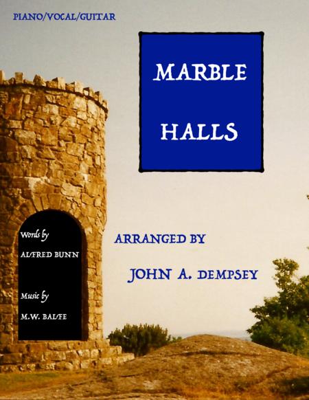 Marble Halls (Intermediate Level)
